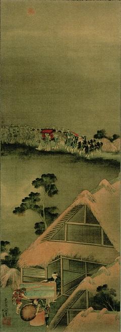 hokusai_kitsune-no-yomeiri
